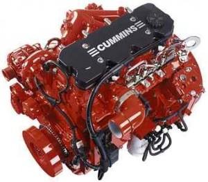 موتور دیزل کامینز