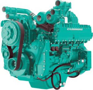 موتور دیزل کامینز اصلی (کمنز)